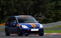 Fiesta ST Nurburgring