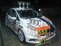 Ford Fiesta ST EcoBoost Nurburgring