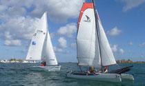 sailing activity