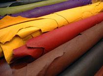 Pellami multicolori