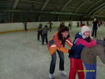 Eislaufen in der Albert Schultz Halle