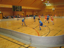 Floorball Schulcup 2007/2008
