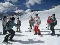 Wintersportwochen der 3.Klassen