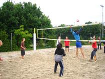 Beachvolleyball-Schulmeisterschaften