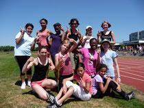 LA Team Mädchen
