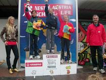 1. Platz   Lisa-Sophie UNGER