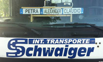 Schwaiger KFZ Fahrzeugtransporte Europaweit