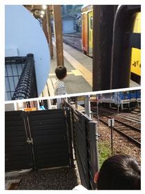 明知鉄道と末っ子