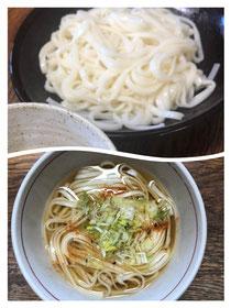 乾麺うどん(つけ麺、かけ麺、○○メン)