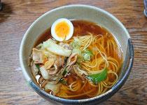 乾麺の中華麺&八角