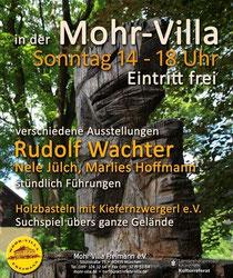 Tag des offenen Denkmals in der Mohr-Villa - 9.9.2012