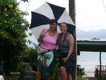 Britta und Gabi aus Deutschland