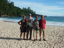 Reinhard,Hans,Claudia und Angelika aus Deutschland