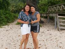 Tudi und Kim aus Deutschland