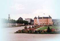 Schwetzingen Castle and Garden