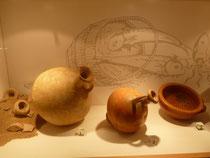 Gefässe aus der Römerzeit