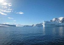 Iceberg en el Antartico