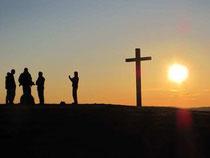 Sonnenaufgang Belchen