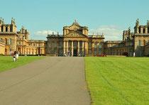 Blenheim Palace - photo attributed to Matthias Rosenkrantz, Flickr