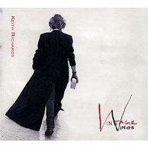 Keith Richards 『Vintage Vinos』