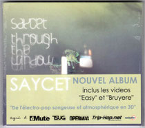 SAYCET 『Through the Window』