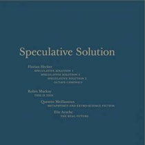 Hecker 『Speculative Solution』