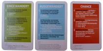 Wanderwörter Spiel DaF B2 C1 C2 Lexik Karten