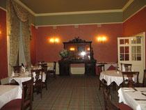 Das Restaurant im Castle Hotel