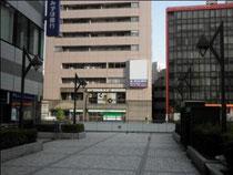 東京 港区 三田 はり 専心良治までの道のり3