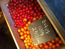 甘く滋養の溢れるトマトたちー!
