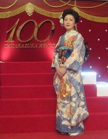 宝塚100周年!祖母のお仲間の会にてスピーチをして参りました!