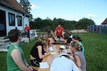Зеленая школа в поселке Громово