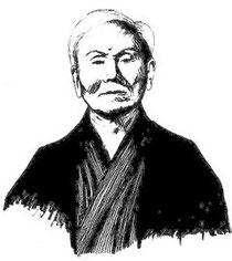 Gichin Funakoshi (1868-1957)