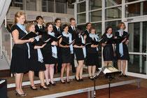 Jugendkammerchor Collegium vocale Frsisingae