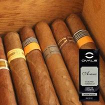 Liquidos eCig Ovale Tabaco Avana - Made in Bulgaria