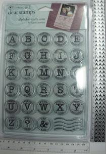 CS15 - Alphabet - € 7