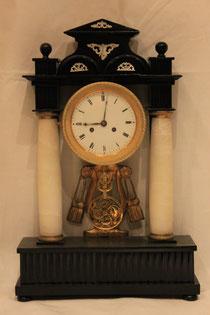 Pendule Deutschland Biedermeier 1838