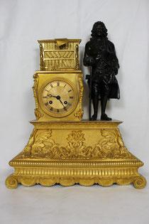 Französische Pendule Voltaire 1838