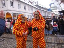 Faschingsumzug, Durlach 2010