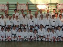 Семинар по Тани-ха Сито-рю Каратэ-до КОФУКАН под руководством Сэнсэя Кейдзи Томияма 8-й Дан