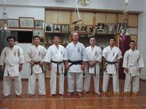 Uechi-ryu Karate-do Soke Shubukan (Futemma, Ginowan, Okinawa)