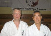 Шимабукуро Ю. - Учитель и Горбунов И. - ученик