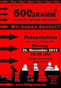 Plakat: Bernd Beißel (c)
