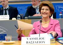 Mrs Androulla Vassiliou