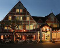 Unterkünfte in der Urlaubsregion Teutoburger Wald - hier Hotel Niedersachsen in Höxter