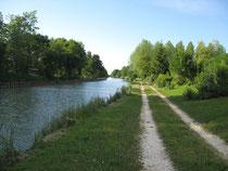 Canal de la Marne à la Saone - Maxilly-sur-Saône