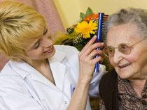 Altenpflegerin als Lehrberuf