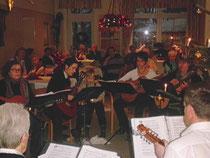 Das Mandolinenorchester aus Itzehoe