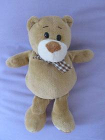 Vicky's teddy