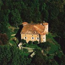 Le château du Pin à FABRAS